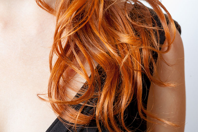 Blueberry Hair Salon Hair Coloring Service