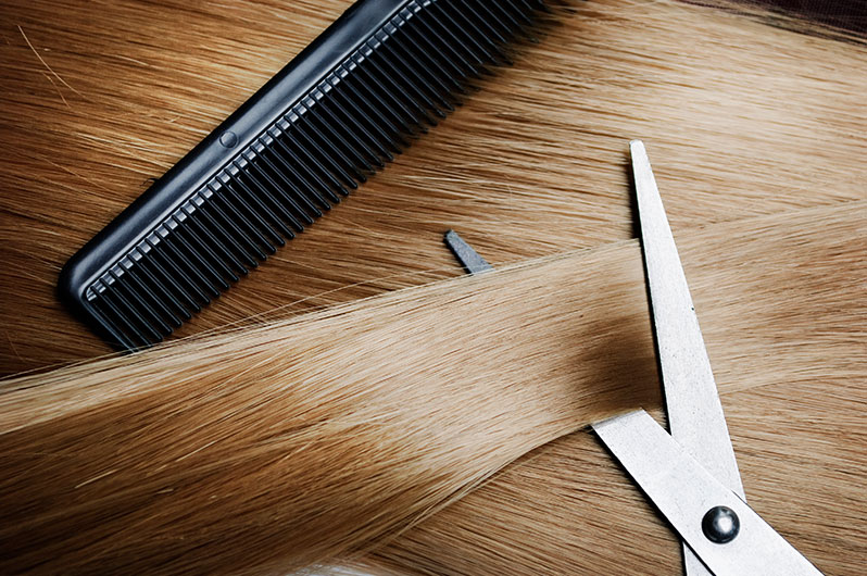 Blueberry Hair Salon Haircuts