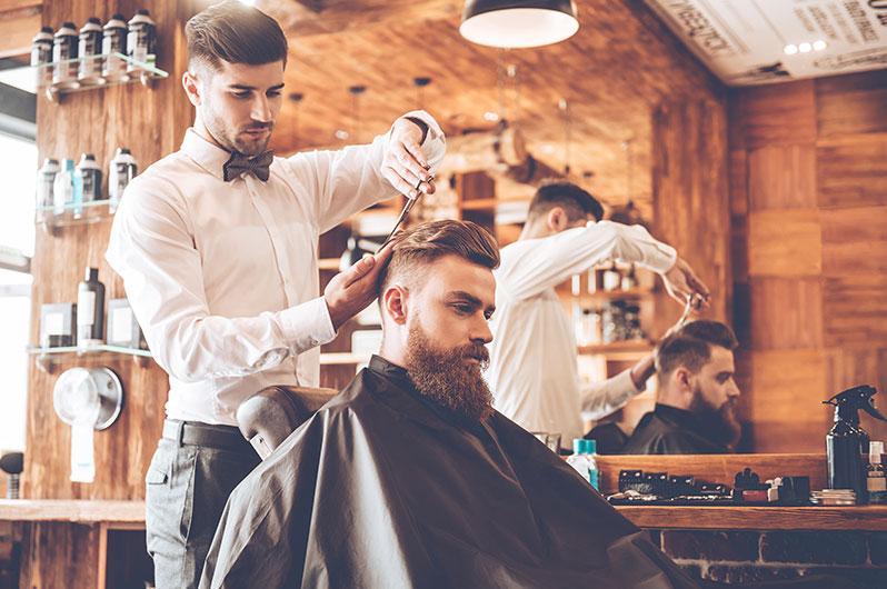 Blueberry Hair Salon Mens Services